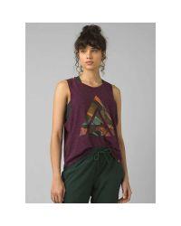 prAna Chez women's sleeveless t-shirt