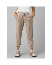 Women's hemp pants prAna Cozy Up
