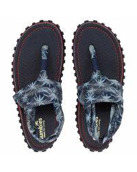Gumbies Islander Daisy Flip flops