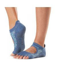 Anti-slip socks Bellarina HalfToe with fingers
