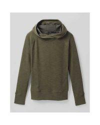 prAna women's hooded sweater Sunrise Hoodie