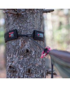 Vrvice in zaščita za drevo Grand Trunk za pritrditev viseče mreže