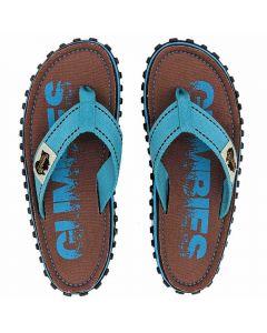 Gumbies flip flops, Eroded Retro