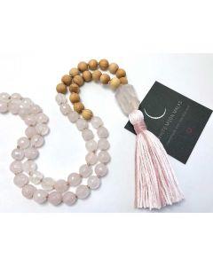 Necklace Mala Peace
