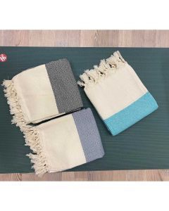 Peshtemal Vintage, blanket & towel 95 x 175 cm