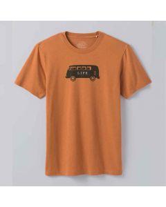 prAna Will Travel Journeyman organic cotton T-shirt